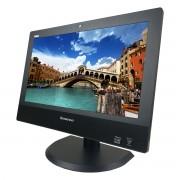 Lenovo ThinkCentre M73z 20 inch, Intel Core i3-4150 3.50GHz, 8GB DDR3, 500GB HDD, DVD-RW, Webcam, All-in-one, cu Windows 10 Pro calculator refurbished
