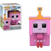 Funko Pop Adventure Time Minecraft Princess Bubblegum