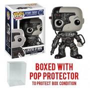 Pop Protector Funko POP TV: Star Trek The Next Generation - Locutus of Borg Vinyl Figure (Bundled with Pop BOX PROTECTOR CASE)