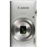 Canon »IXUS 185« Superzoom-Kamera (20 MP, 8x opt. Zoom, Gesichtserkennung), silberfarben