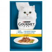 Gourmet -5% Rabat dla nowych klientów43 + 5 gratis! Gourmet Perle, 48 x 85 g - Kurczak Niespodzianka - Urodzinowy Superbox! Darmowa Dostawa od 89 zł i Promocje urodzinowe!