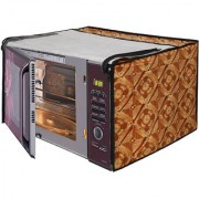 Dream Care Printed Microwave Oven Cover for Panasonic 27 Litre Convection Microwave Oven NN-CD674MFDG