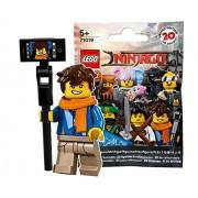 Lego (Lego) Mini Figure Lego Ninja Go The Movie Jay Walker ?71019-6?