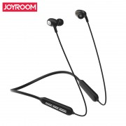 JOYROOM JR-D5 Double Moving Coil Sports Bluetooth Earphone with Mic - Black