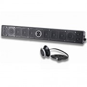 PowerBass XL-1200 Power Sports Bluetooth Sound Bar (XL-1200 with Remote)