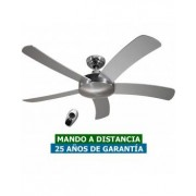 CasaFan Ventilador De Techo Casafan 9513271 Falcetto 132 Ap Aluminio