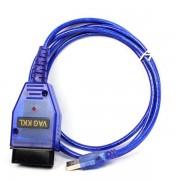 VAG-COM OBD2 diagnosztikai USB kábel interfész