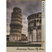 Leaning Tower of Pisa 1000 Piece Puzzle
