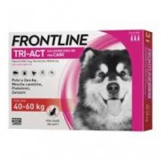 Merial Italia Spa Frontline Tri-Act Spot-On Cani 40-60kg 3x6ml