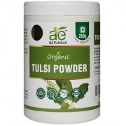 AE NATURALS Pure Organic Tulsi Basil Powder 250g