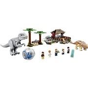 LEGO Jurassic World 75941 Indominus rex az Ankylosaurus ellen