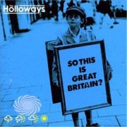 Video Delta Holloways - So This Is Great Britain? - CD
