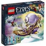 LEGO Elves kocke Airas Airship and the Amulet Chase - Ajrin dirižabl i potraga za amajlijom 343 dela 41184