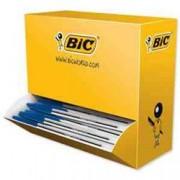 ORIGINAL Bic Articoli da ufficio 942910 Kugelschreiber-Box Penna a sfera BIC® Cristal Original, blu, VALUE PACK, 90+10 FREE, tratto: 0,32 mm, inchiostro, durata: 3 km, contiene: 100 penne