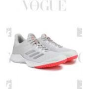 ADIDAS ADIZERO CLUB 2 W Tennis Shoe For Women(White)