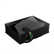 ELECTROPRIME® UC46 Wireless WiFi LED Projector FHD 1080P Multimedia Video Home Cinema AU Plug