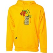 Subrosa Trashed Can Pullover Hoodie (Guld)