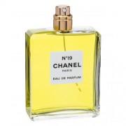 Chanel No. 19 eau de parfum 100 ml ТЕСТЕР за жени