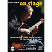 Acoustic Music Books On Stage