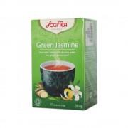 Ceai bio VERDE cu IASOMIE Yogi Tea