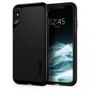 Husa Premium Originala Spigen Neo Hybrid iPhone Xs Max Satin Jet Black