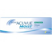 Acuvue 1-DAY ACUVUE MOIST Multifocal 90-pack: -4.50, M