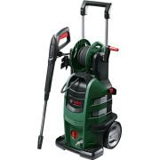 Masina de spalat cu presiune Bosch AdvancedAquatak 160, 2600 W, 570 l/h, 160 bar, Pompă metalică, Negru/Verde, 06008A7800