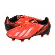 Ghete fotbal copii Adidas F10 TRX FG J infred-runwht-black