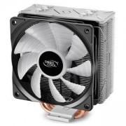 Охладител за Intel и AMD процесори DeepCool Gammaxx GT, 120мм вентилатор, RGB осветление, DP-MCH4-GMX-RGB-GT_VZ