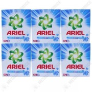 Pachet - 6 x Ariel automat Touch of Lenor Fresh 400 g