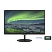 """Монитор Philips 237E7QDSB (237E7QDSB/00), 23"""" (58.42 cm) AH-IPS панел, Full HD, 5ms, 20 000 000:1, 250 cd/m2, HDMI, DVI"""