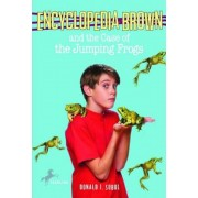 Encyclopedia Brown and the Case of the Jumping Frogs, Paperback