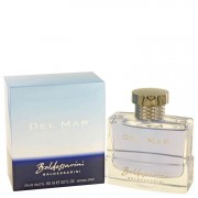 Baldessarini Del Mar Eau De Toilette Spray By Hugo Boss 3 oz Eau De Toilette Spray