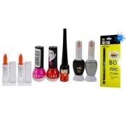 Beauty Combo Makeup Set Good Choice Offer (Pack Of 8)
