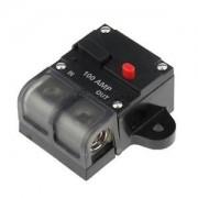 Alcoa Prime Waterproof 100 Amp Circuit Breaker 0 , 4 Gauge Wire Terminal Car 12V 100A