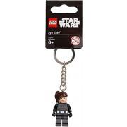 Lego Star Wars Jyn Erso Keyring / Key Chain - Official LEGO Product
