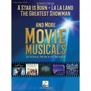 Hal Leonard Songs from A Star Is Born, The Greatest Showman, La La Land