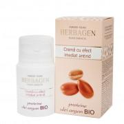 Crema cu efect imediat antirid cu proteine si ulei de argan BIO