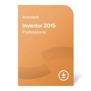 Autodesk Inventor 2015 Professional единичен лиценз (SLM)