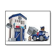 Little Tikes Keyheads City Police Station