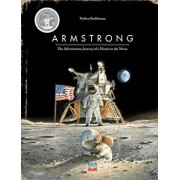 Armstrong: The Adventurous Journey of a Mouse to the Moon, Hardcover/Torben Kuhlmann