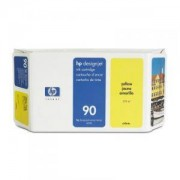HP No. 90 Yellow Ink Cartridge (400 ml) - C5065A
