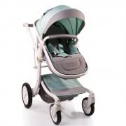 Cangaroo Kombinovana kolica za bebe Sofie Zelena (CAN4492)