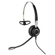 Jabra Biz 2400 II USB Mono BT Monauraal Hoofdband Zwart, Zilver hoofdtelefoon