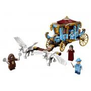 Lego Carruaje de Beauxbatons: Llegada a Hogwarts™