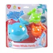 PlayGo igračke za kupanje mama i bebe kitovi
