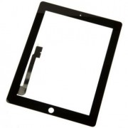 Touchscreen Apple iPad 4 Wi-Fi + Cellular A1459 A1460 Original Negru