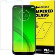 Folie Sticla Motorola Moto G7 Power - Wozinsky Eco Transparent