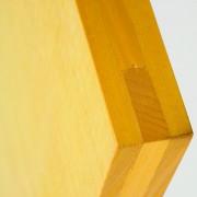 Placa galbena 3 straturi grosime 27mm; dimensiune 500x2000 mm, calitate I