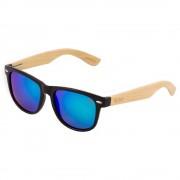 Ochelari de soare polarizati brate din bambus Pedro 1203M-1